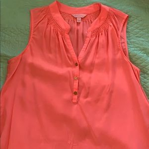 Gently used Silk Lilly Pulitzer Blouse